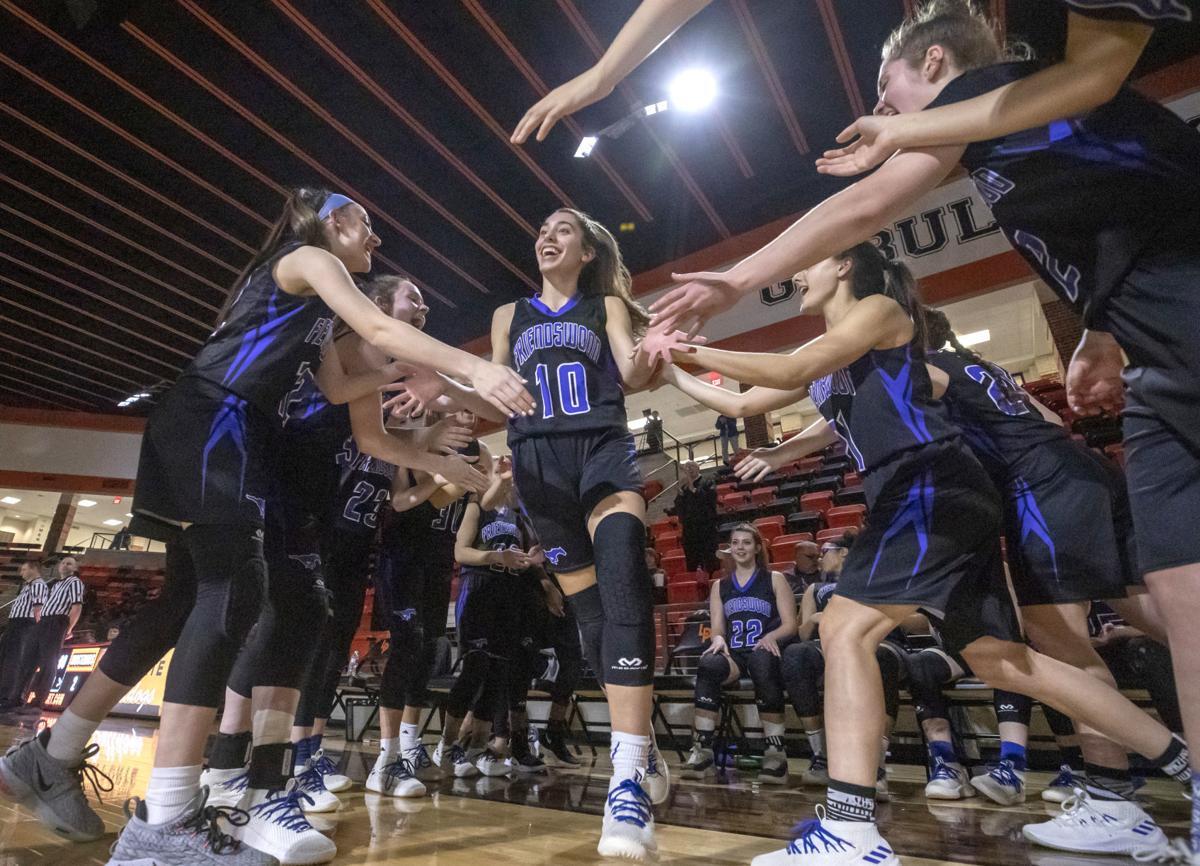 Friendswood vs. Port Arthur Memorial Girls Basketball