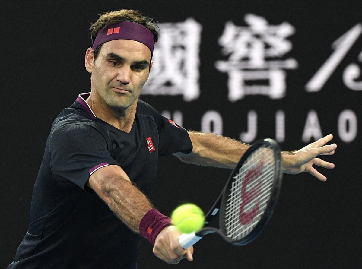 Virus Outbreak-Lessons from Federer Tennis
