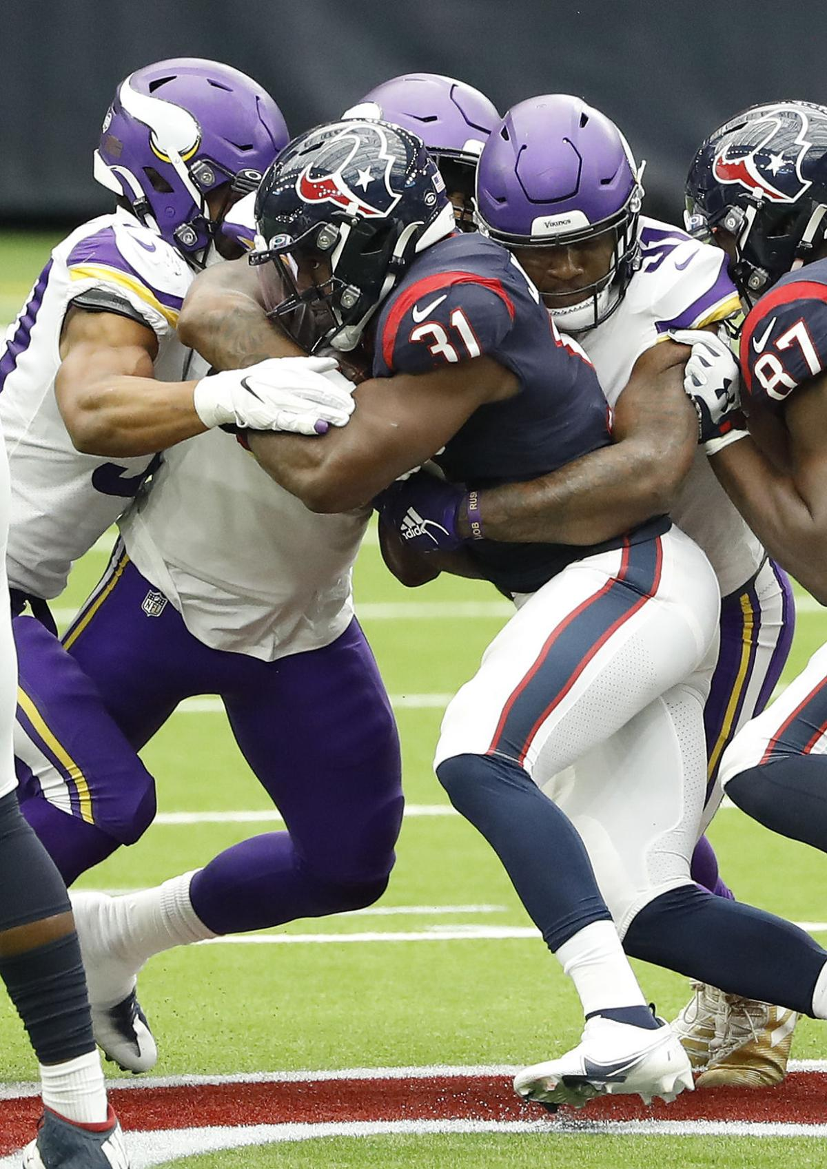 Houston Texans vs. Minnesota Vikings