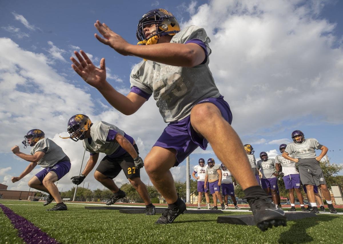 Ball High vs Friendswood Football Preview