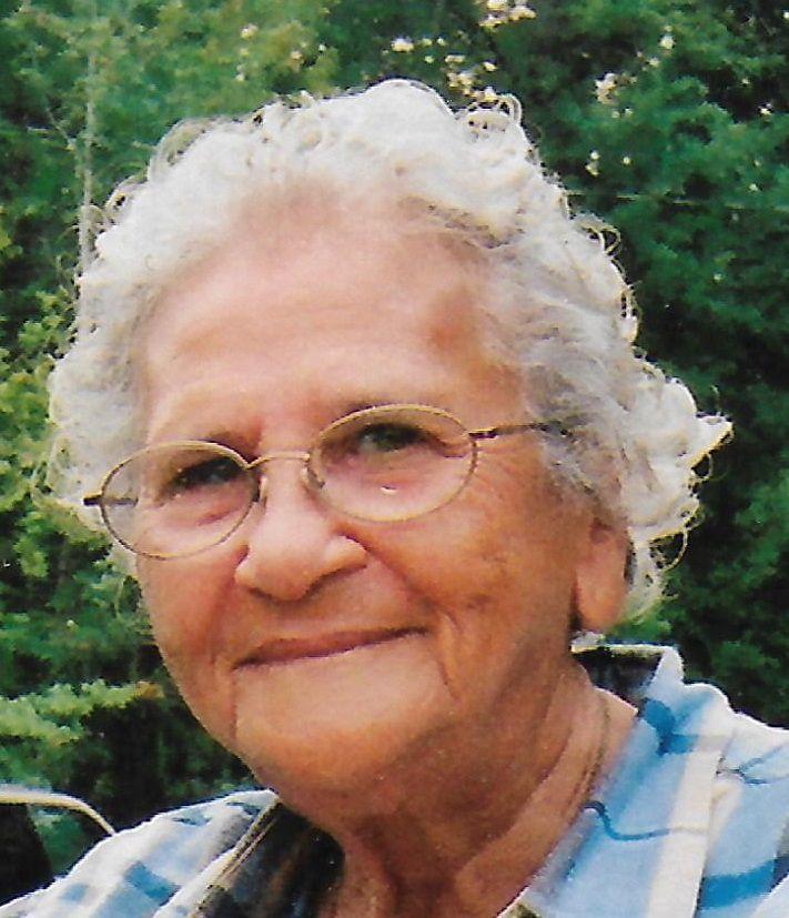 Mabel D. Harrison