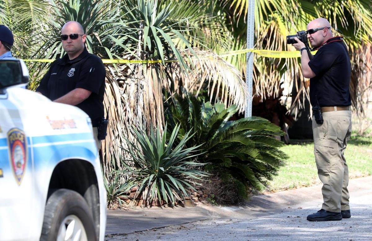 Police investigate on Fairway Drive