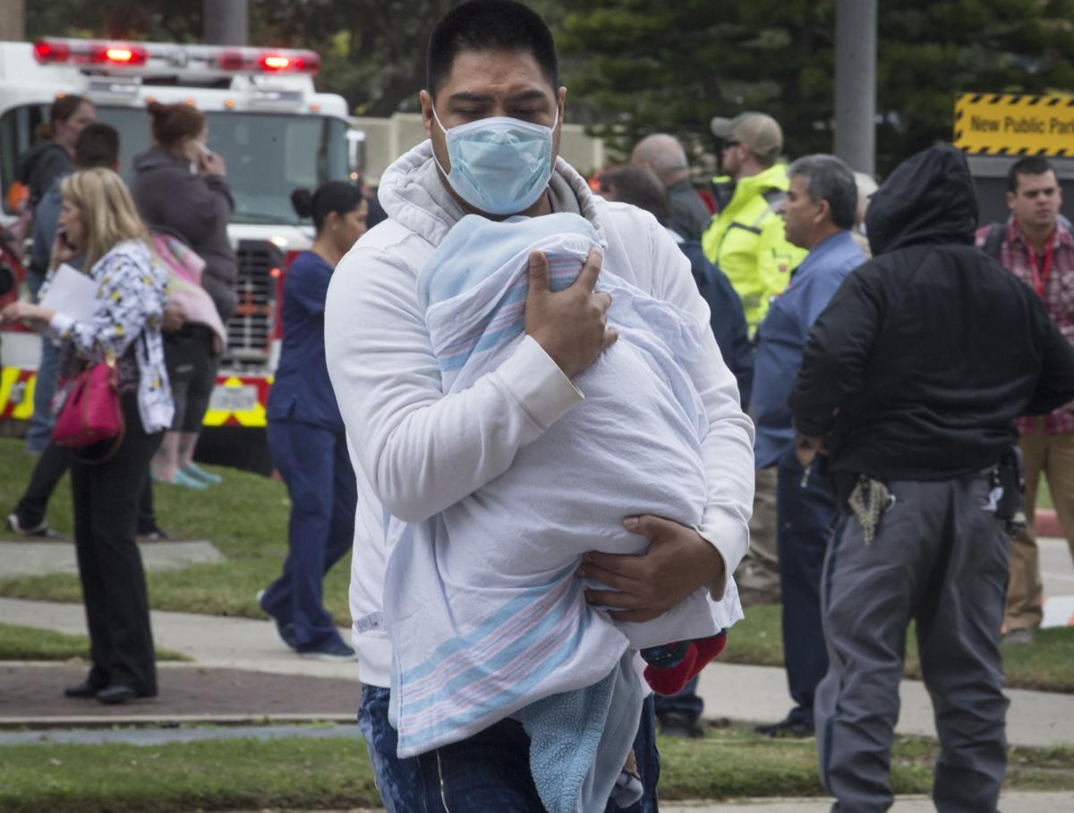 John Sealy Fire Evacuation