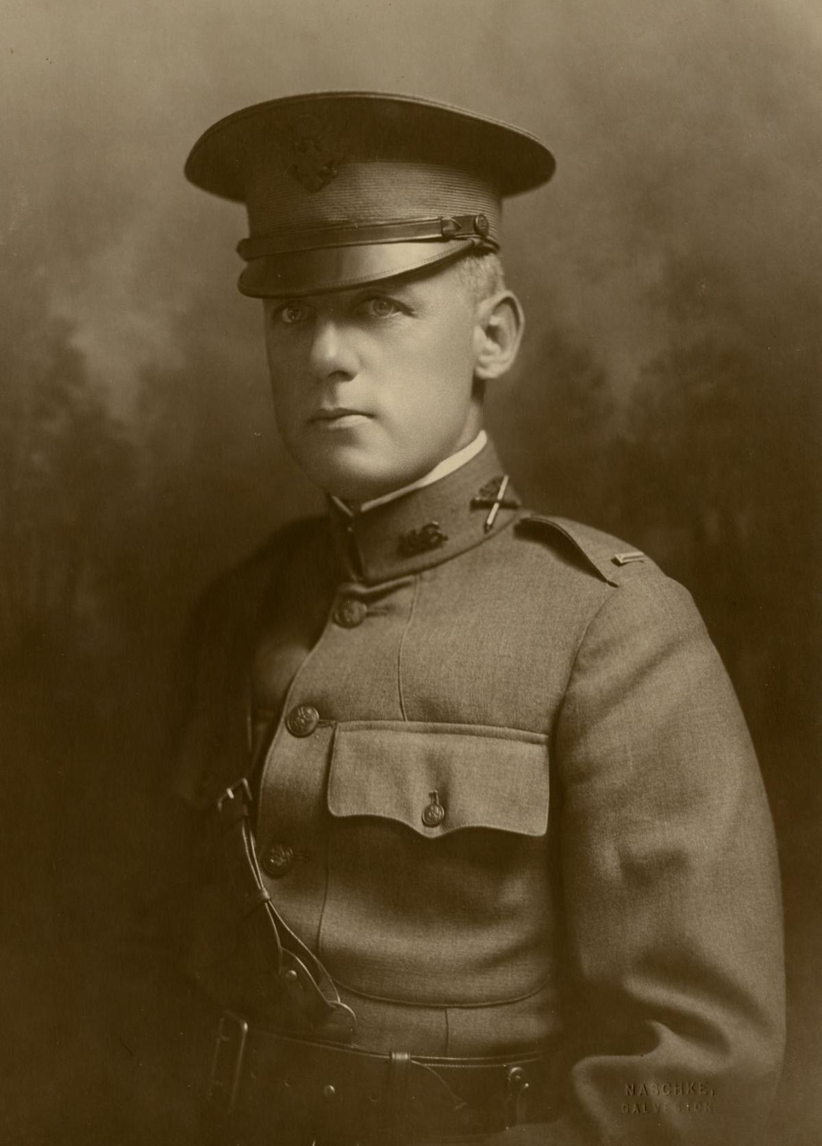 Capt. Herbert A. Robertson