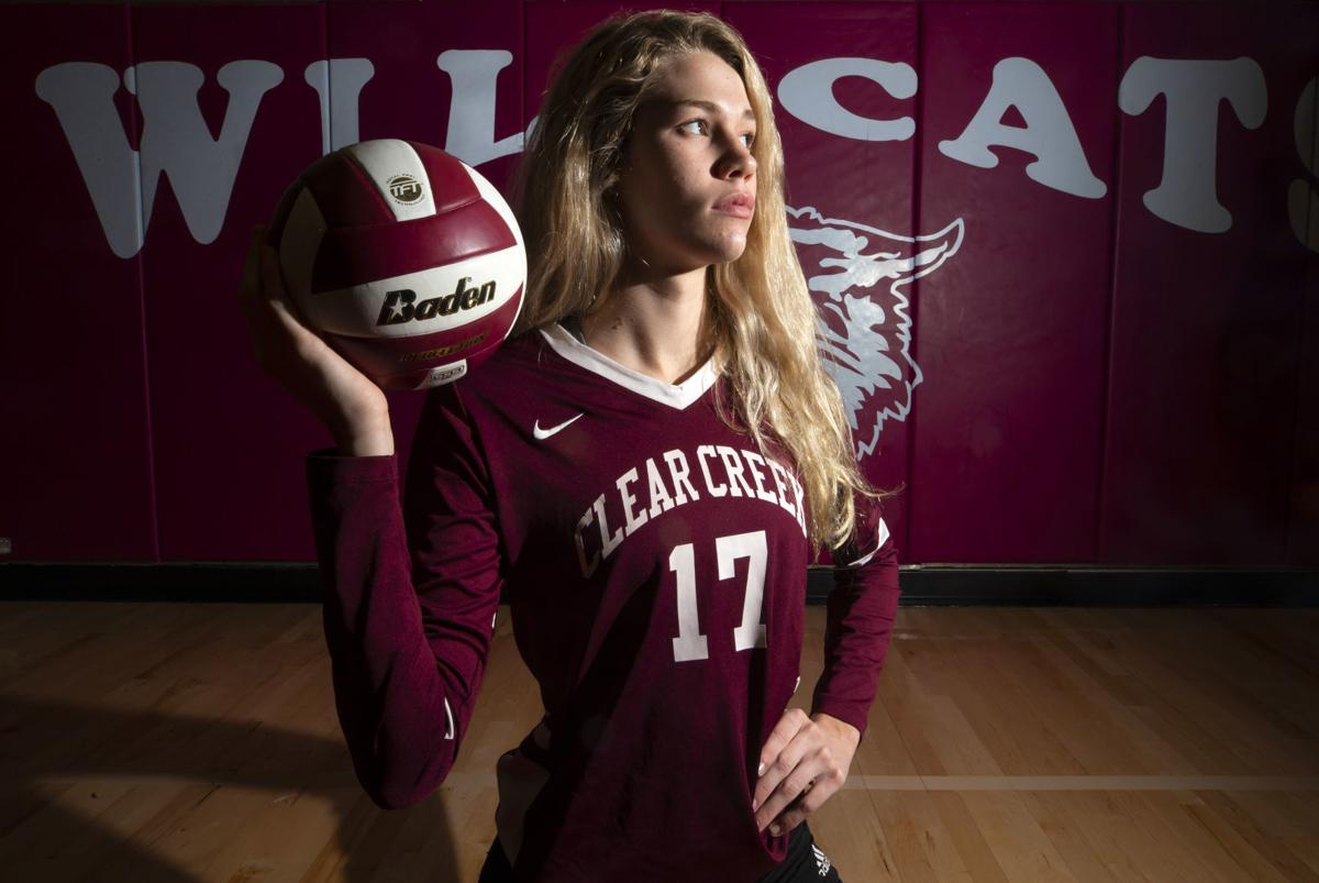 Galveston County Volleyball Player of the Year