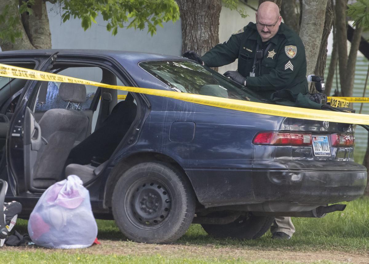 San Leon Shooting Suspect Search