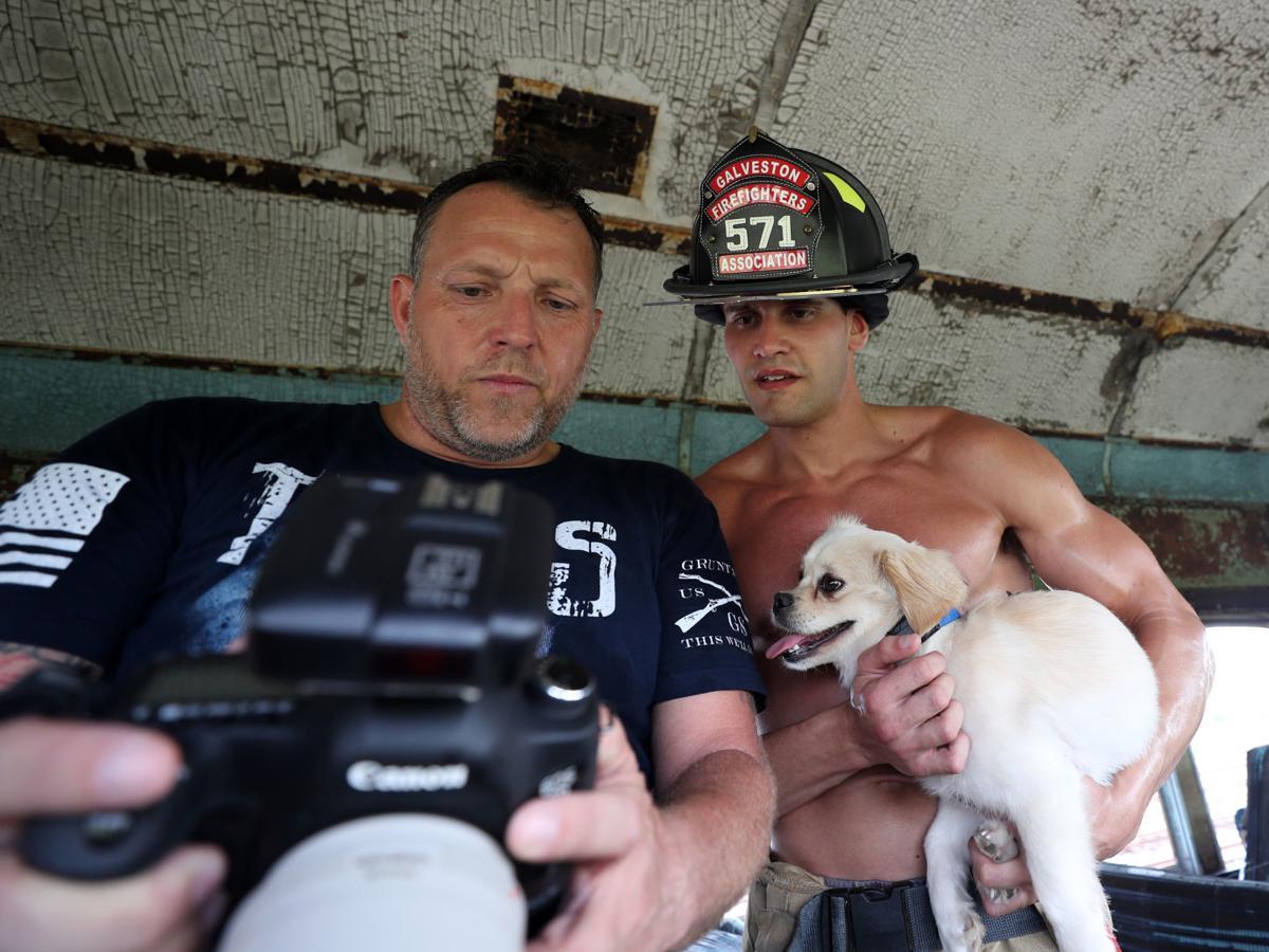Animal shelter, firefighters team up for second calendar