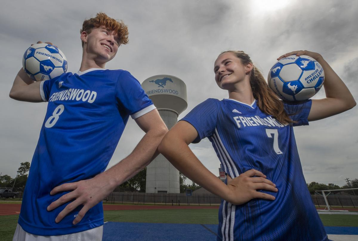 Galveston County Soccer Players of the Year