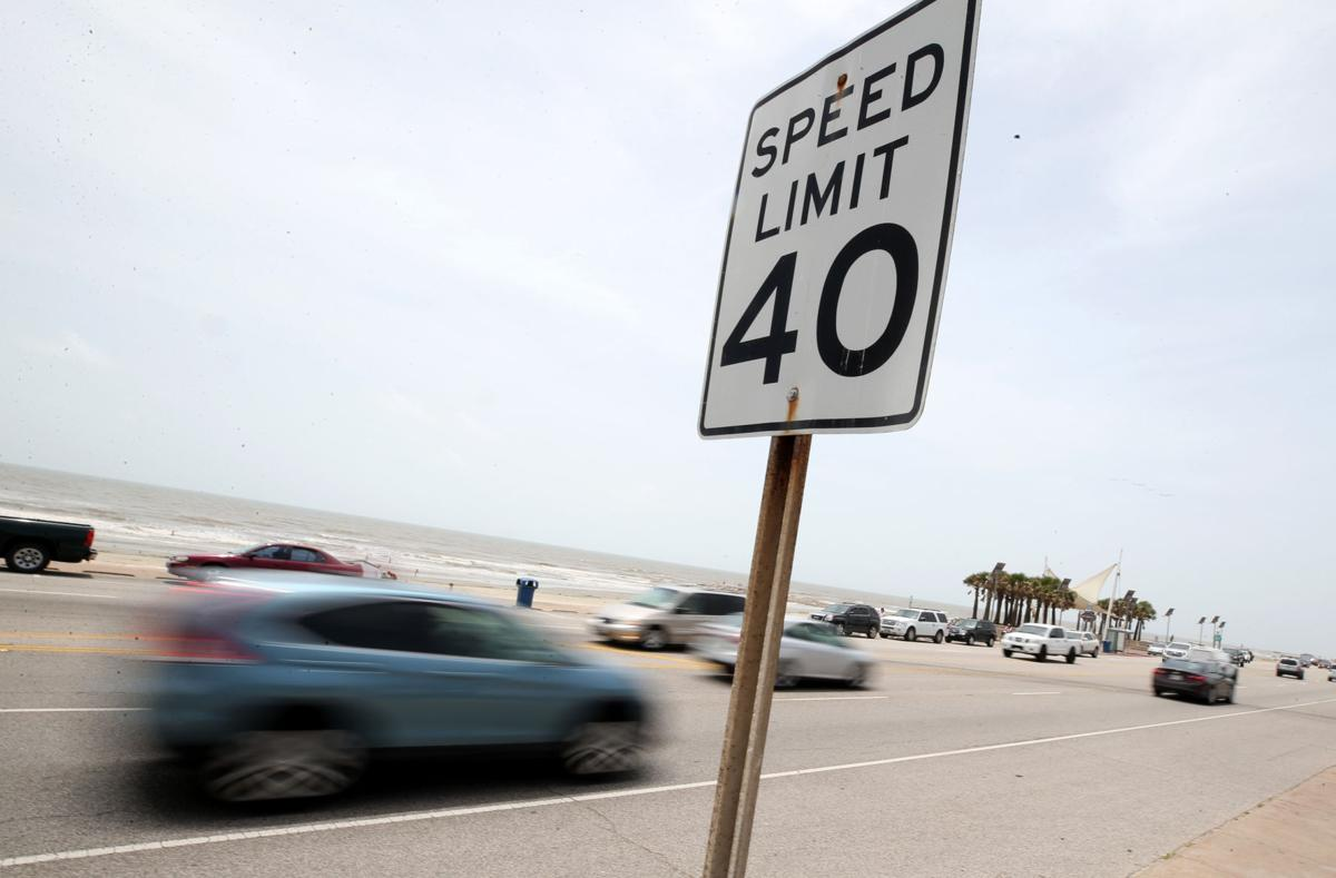 Speed limit could be lowered on Seawall Boulevard