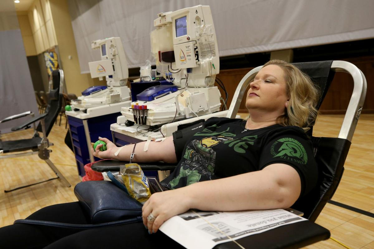 Blood bank in need of donations
