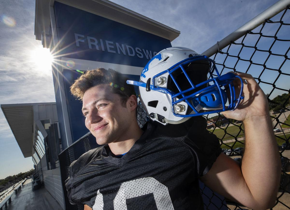 Friendswood Football Player of the Week