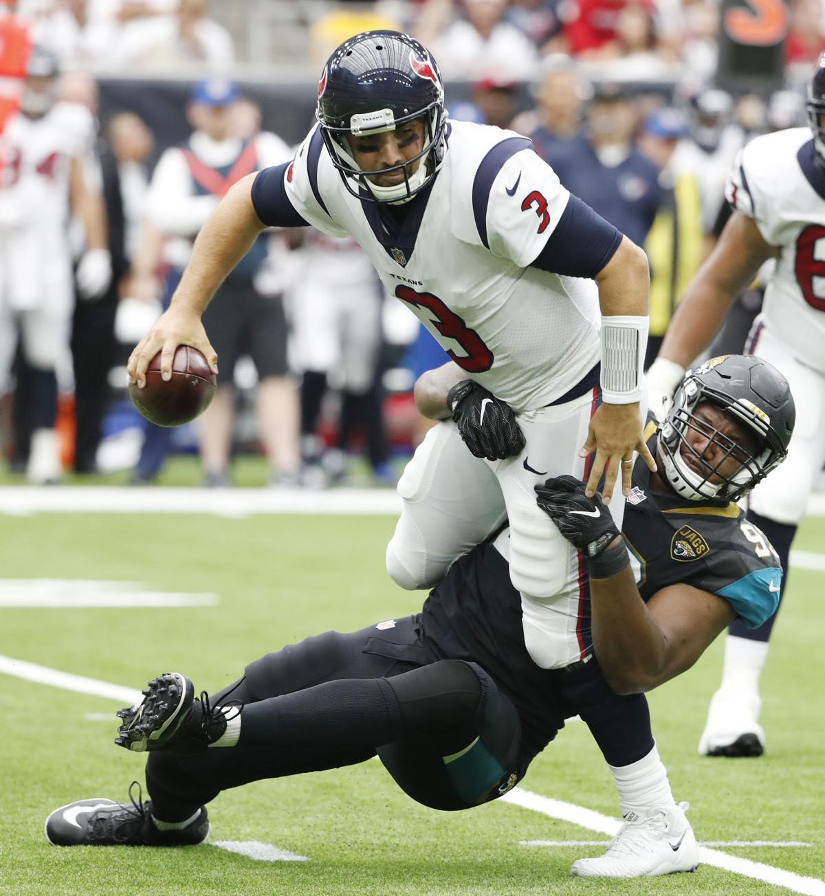 Houston Texans vs. Jacksonville Jaguars
