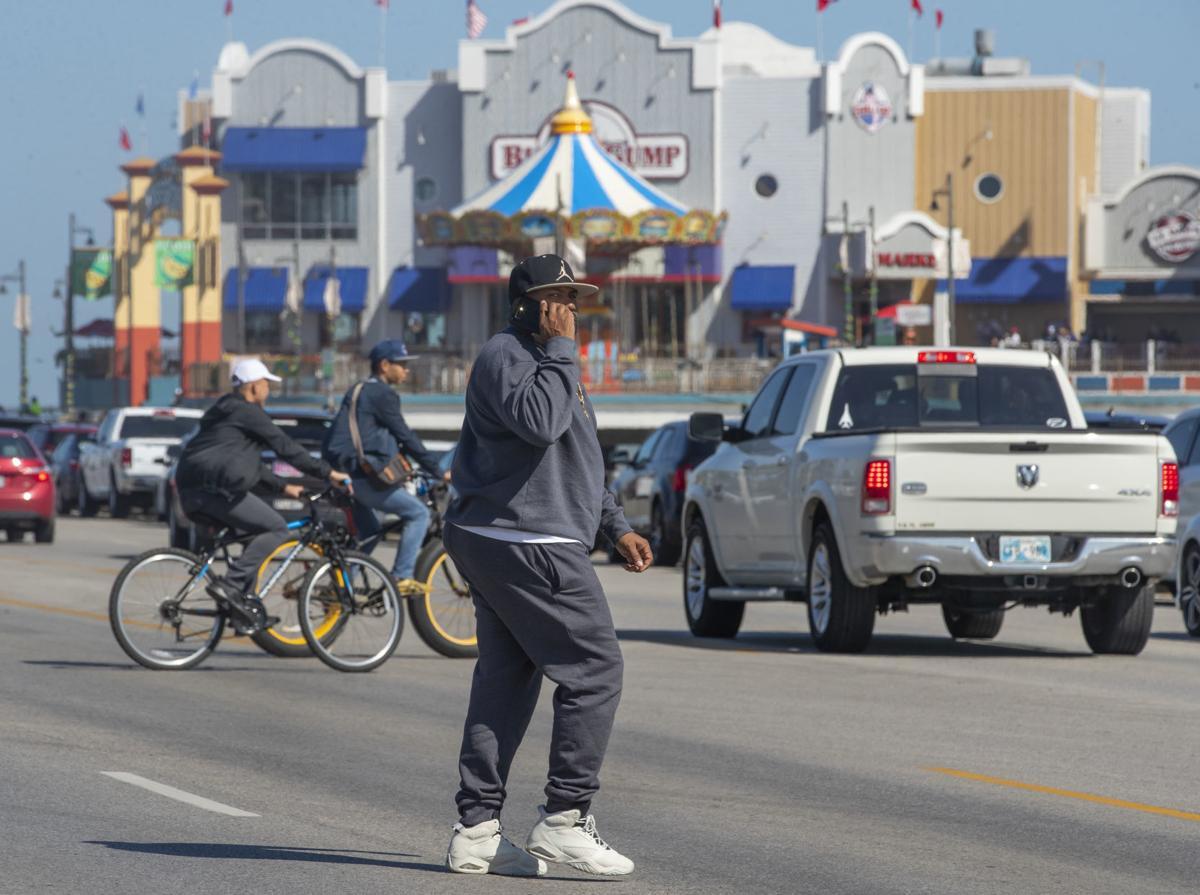Galveston Crosswalks