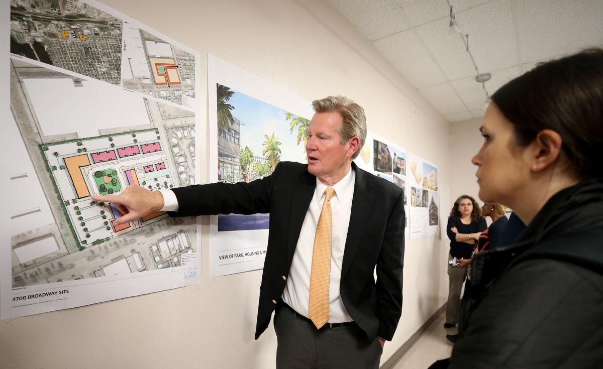 Housing authority open house shows off mixed-income housing possibilities