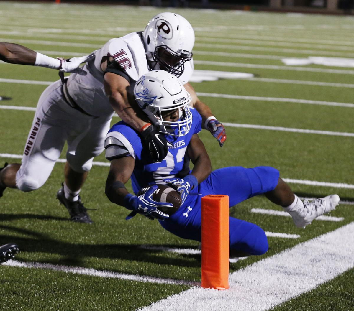 Clear Springs vs. Pearland bi-district playoff