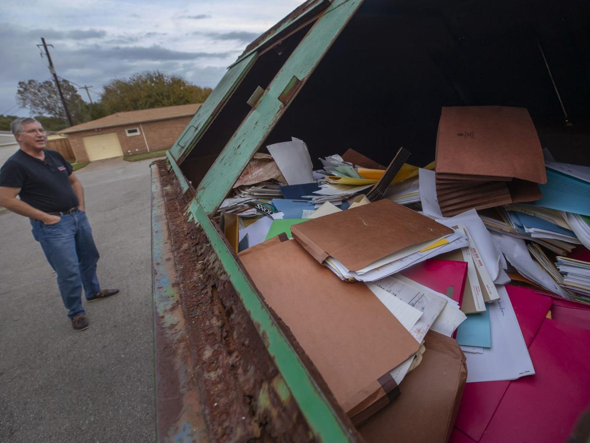 Some East End Galveston residents worried about condition of recycling bins