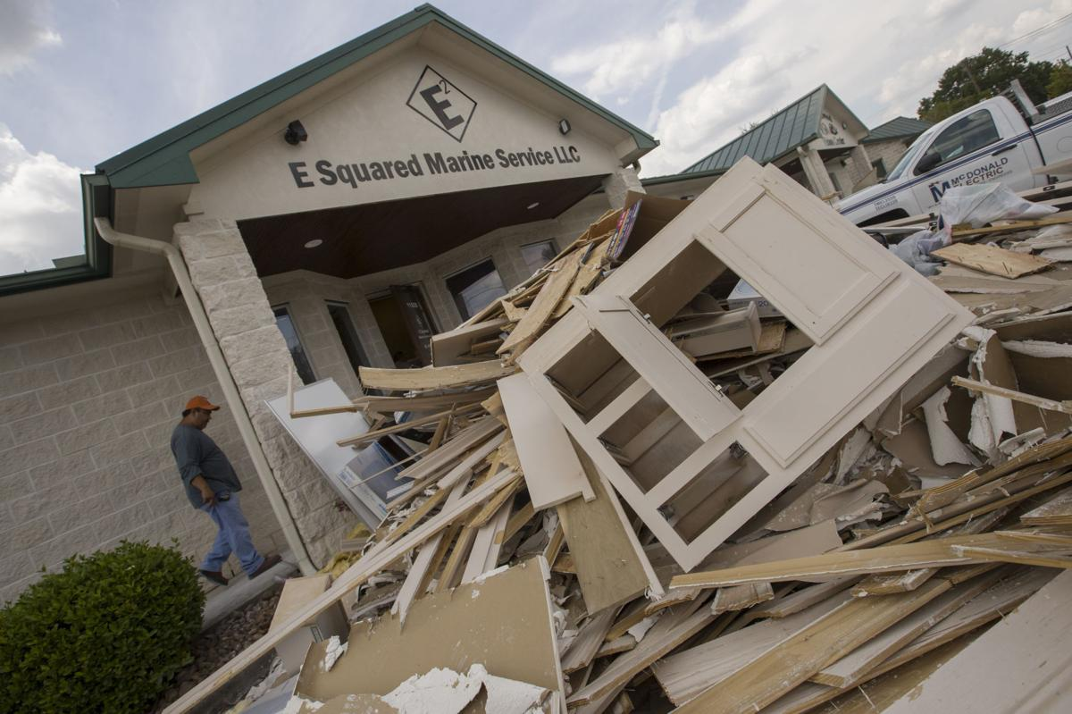 Businesses Hit by Harvey