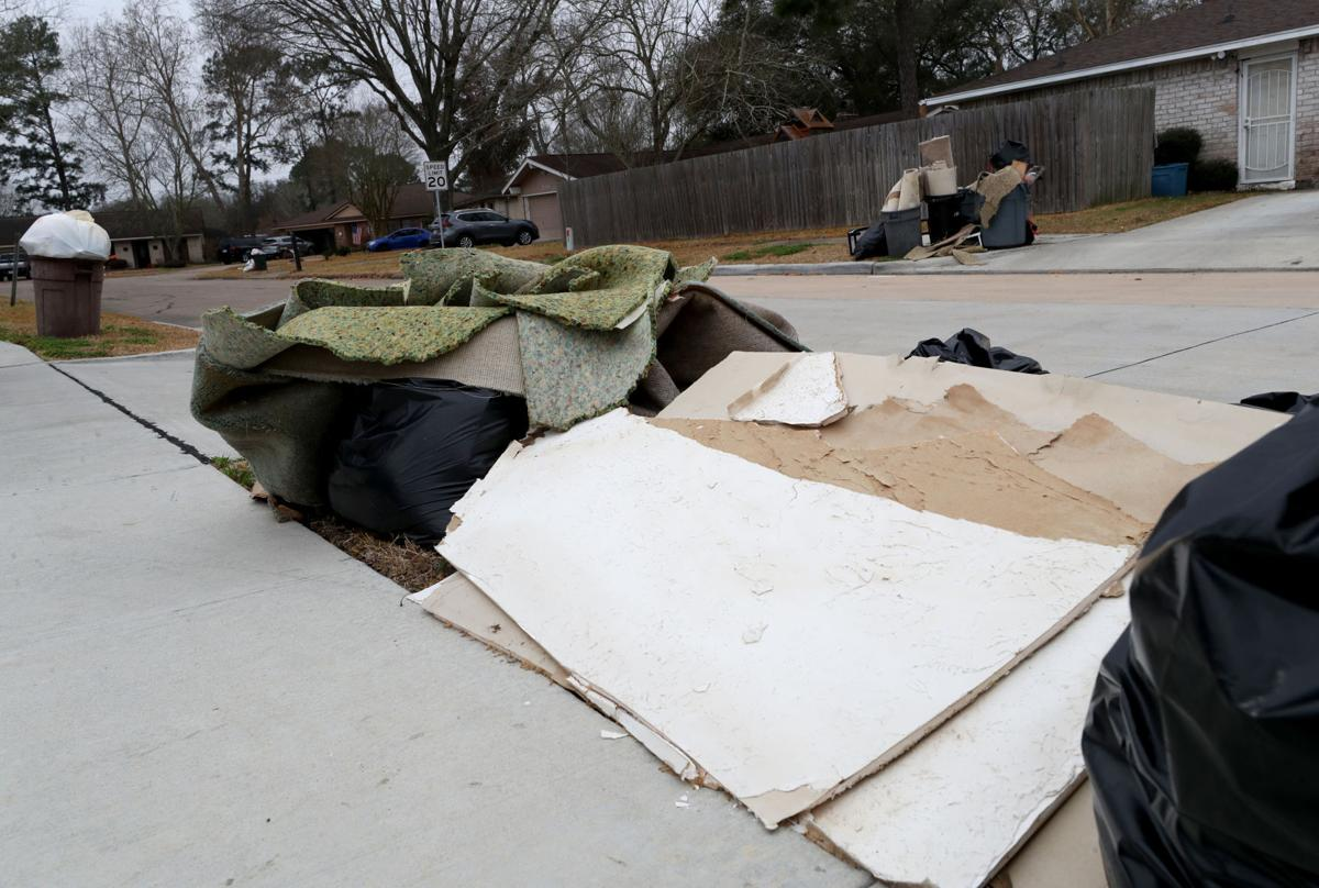 Friendswood begins winter storm debris pickup