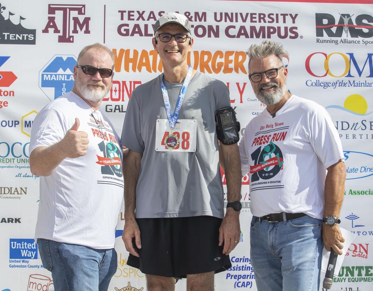 2021 Press Run Winners