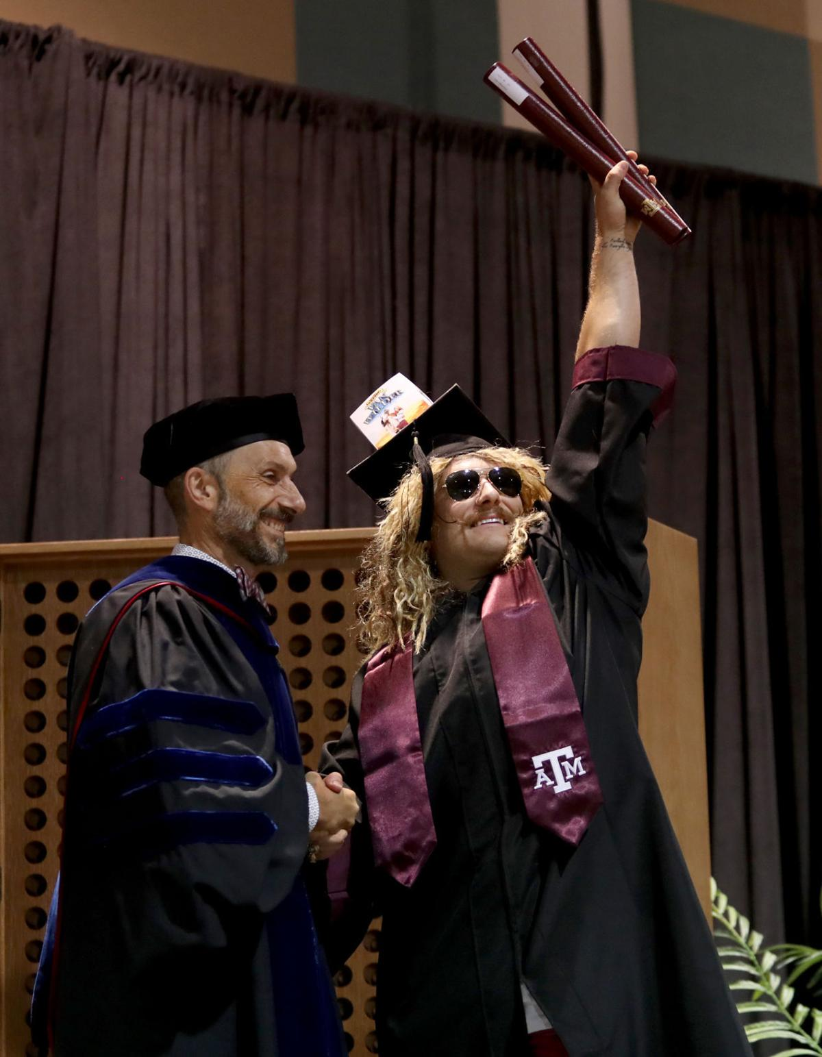 Texas A&M University at Galveston Commencement