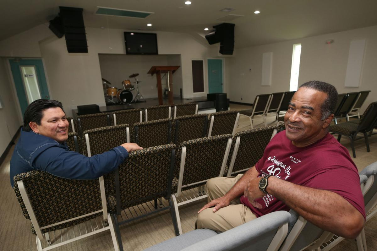 New Hope Baptist Church reopens