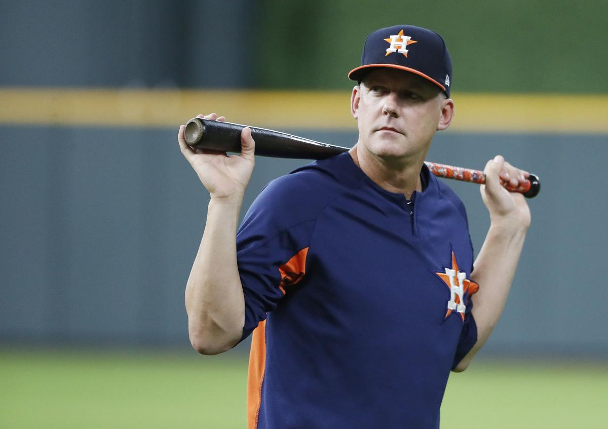 Astros vs. Rays