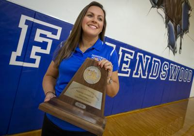 Galveston County Volleyball Coach of the Year