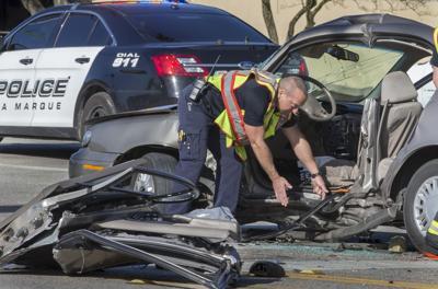 La Marque Fatal Car Accident