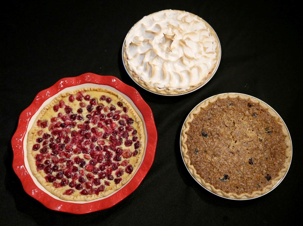 Cranberry pie recipes