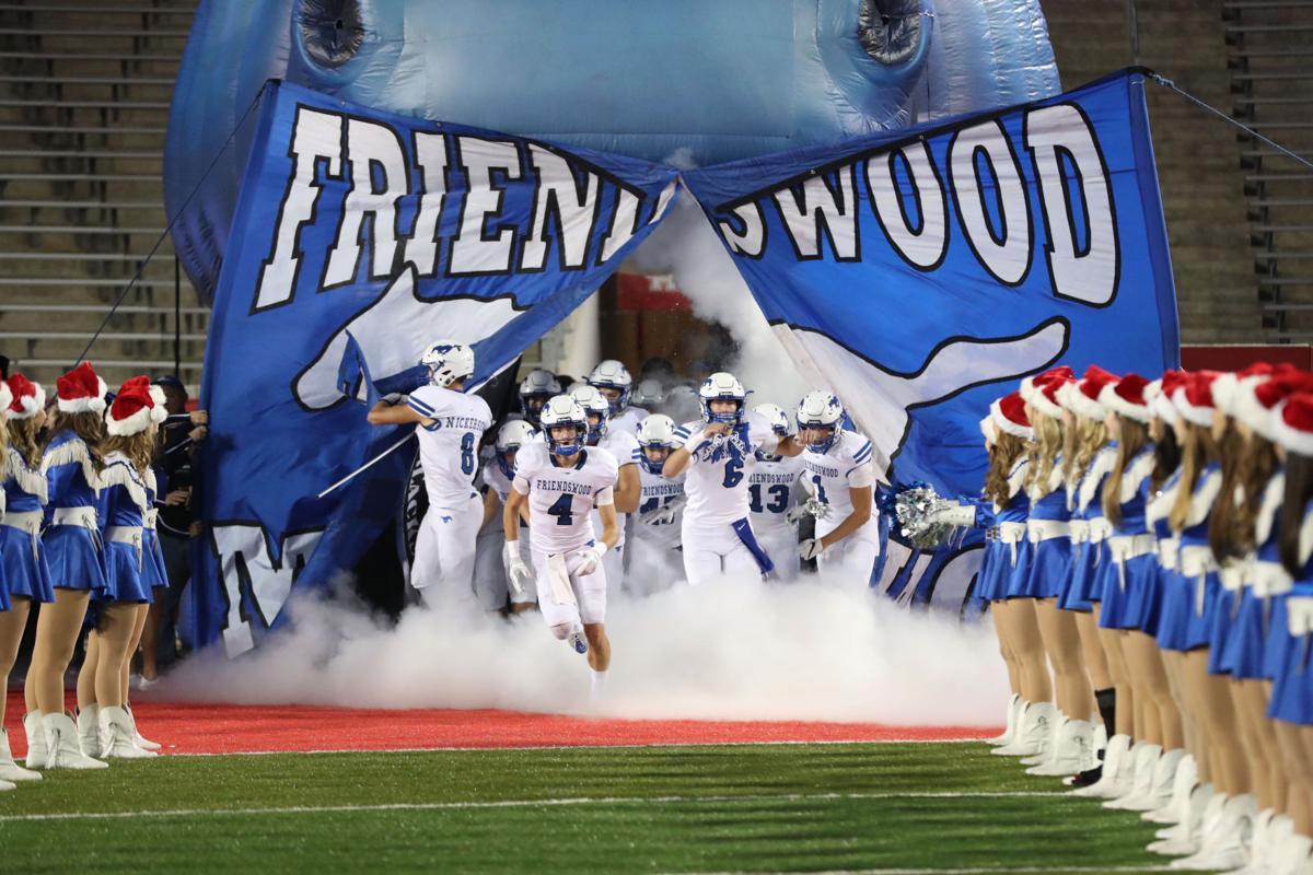 Friendswood vs. Cy-Fair football