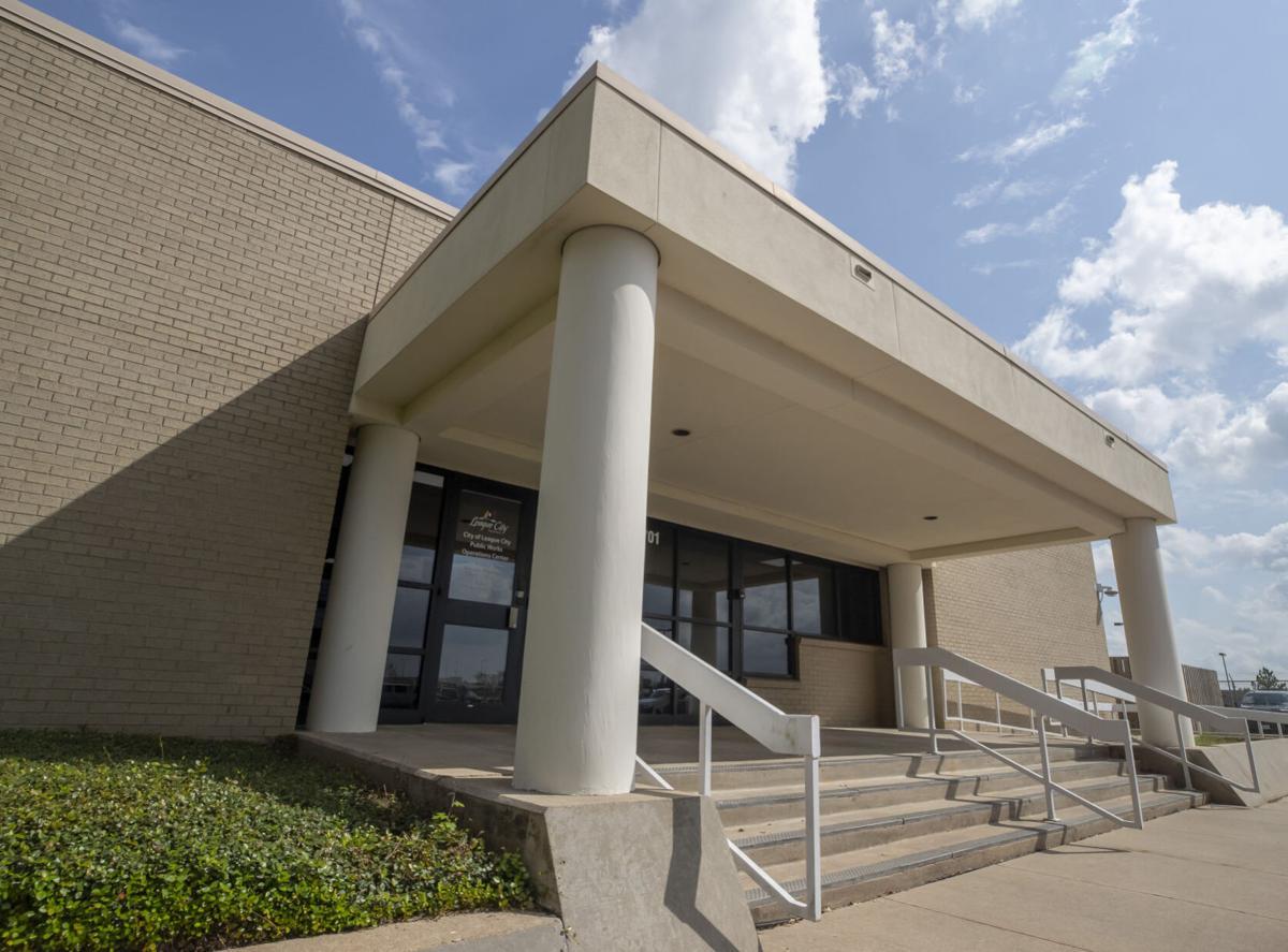 League City Public Works Operations Center