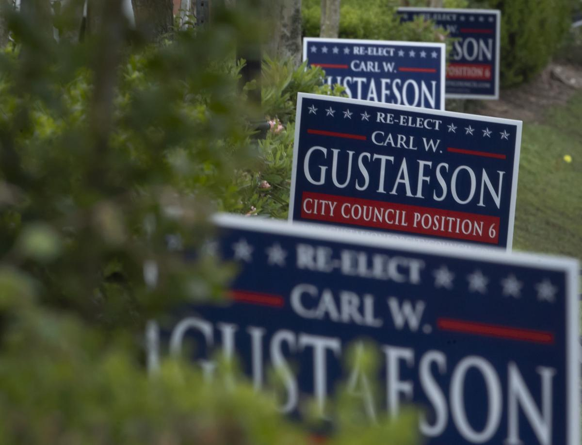 Friendswood Political Signs