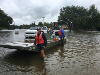 Harvey Evacuation