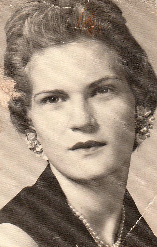 Gladys LaNell Ellis