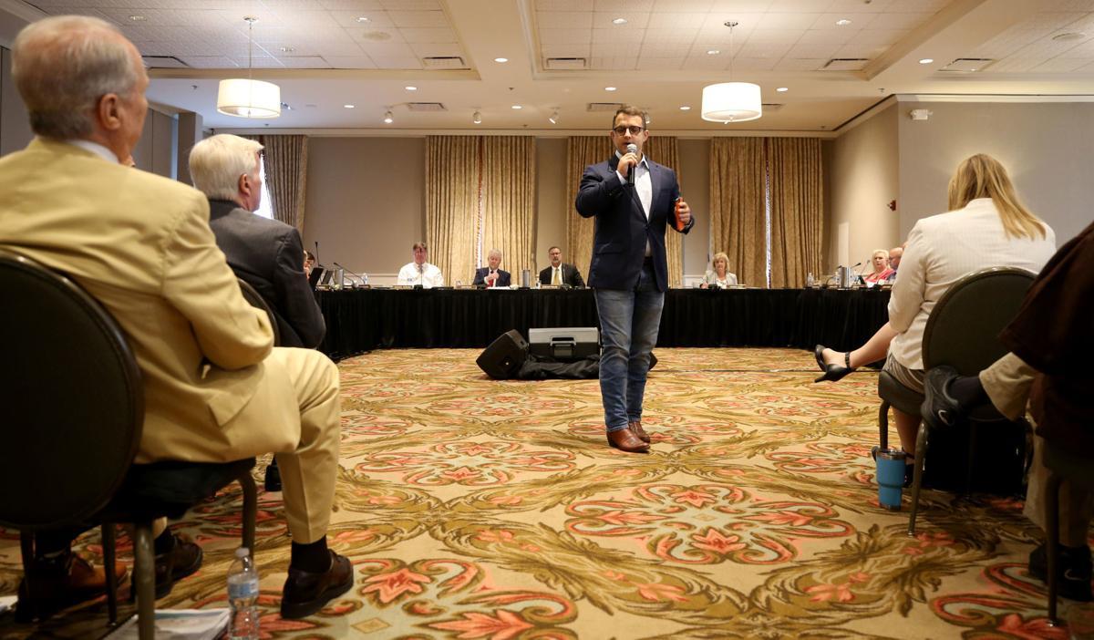 TWIA meeting in Galveston