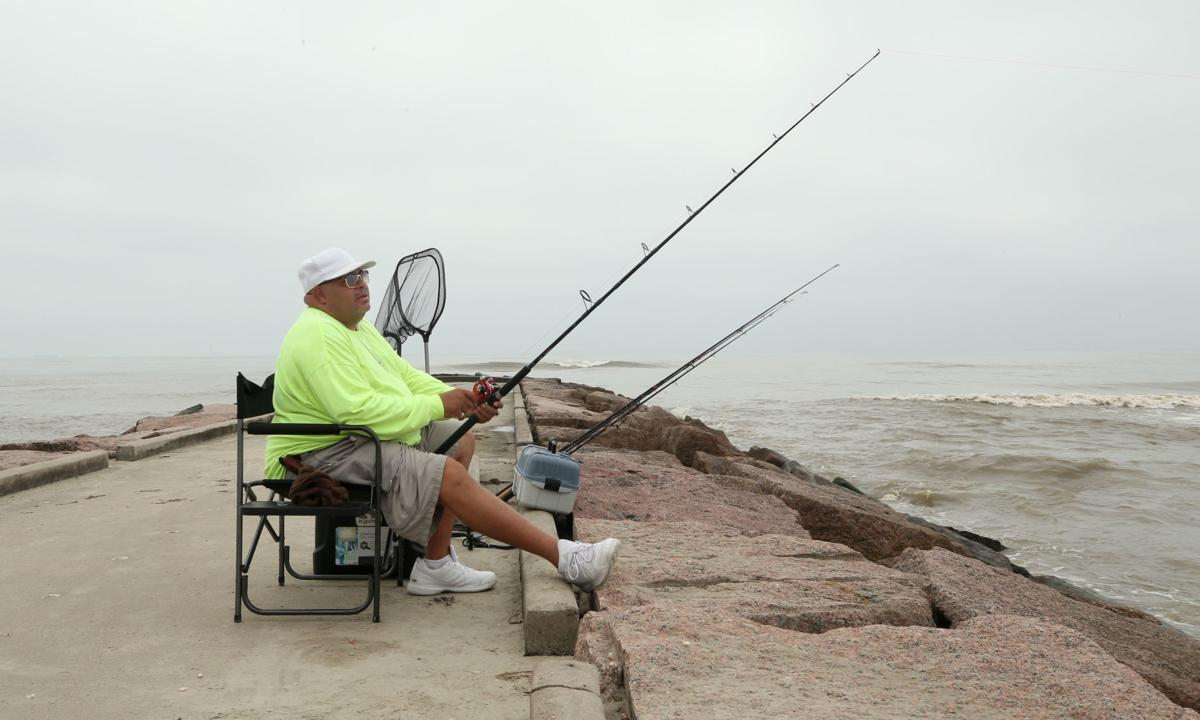 Fishing is allowed under stay-at-home order