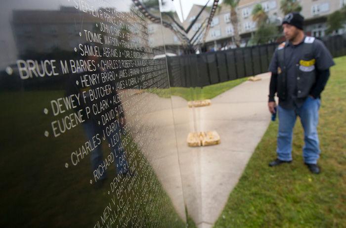 Traveling Vietnam Memorial