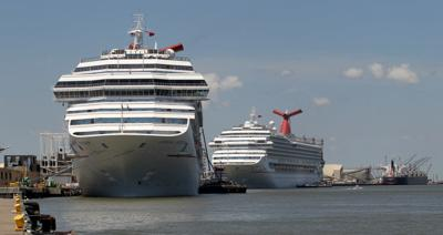 South Texas looking into cruise port