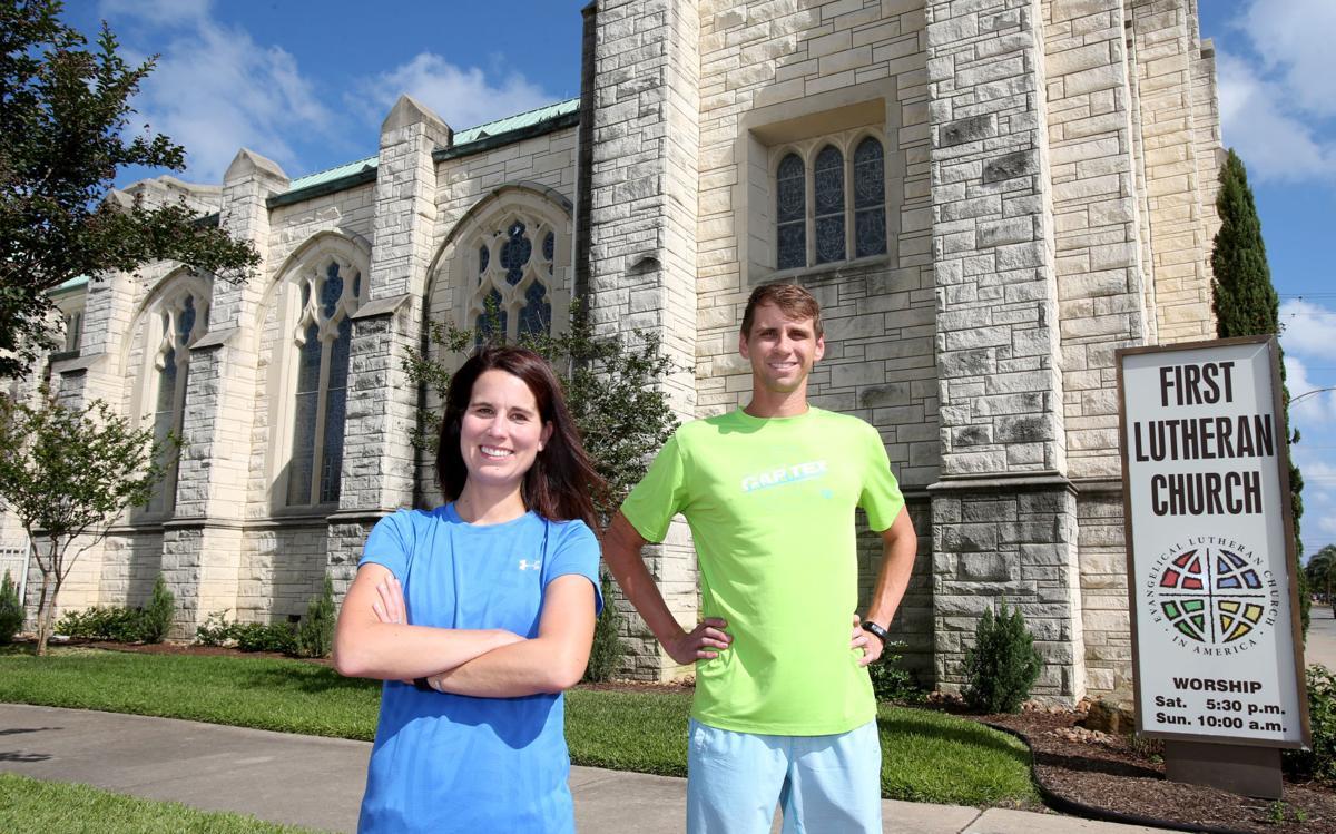 First Lutheran running group