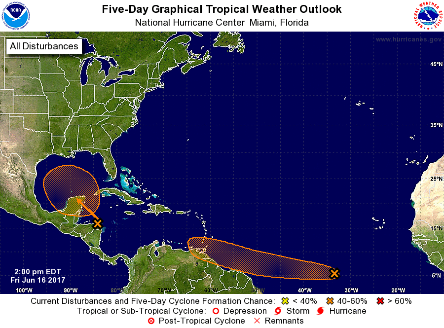 5-day tropical weather outlook 5-day tropical weather outlook