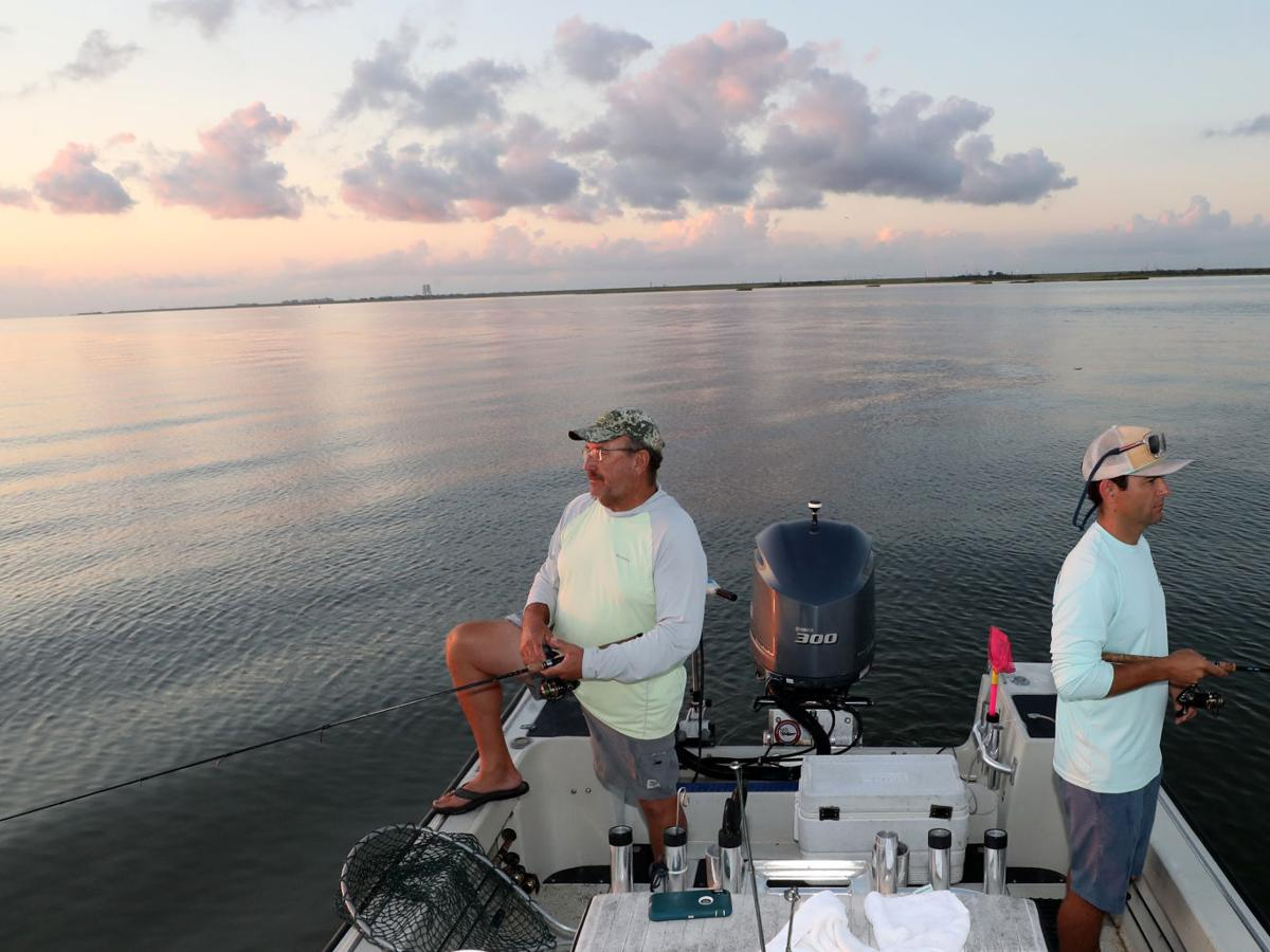 Researchers fish for ways to keep chemicals out of Galveston Bay
