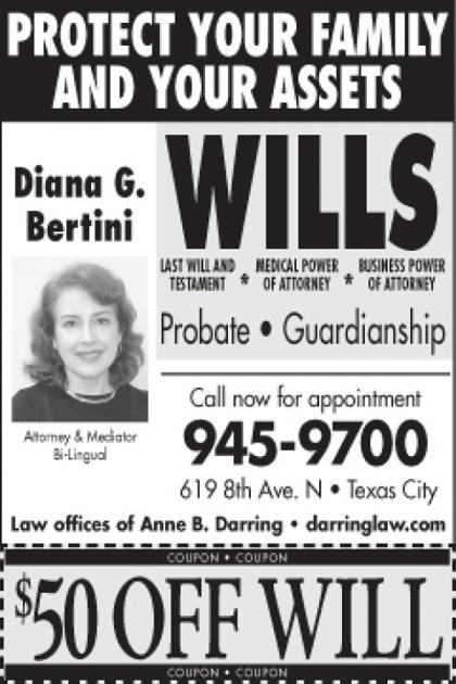 Diana G Bertini Law Office Of Anne Darring Inc