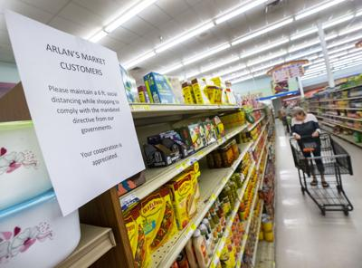 Virus-Grocery Store Precautions (copy)