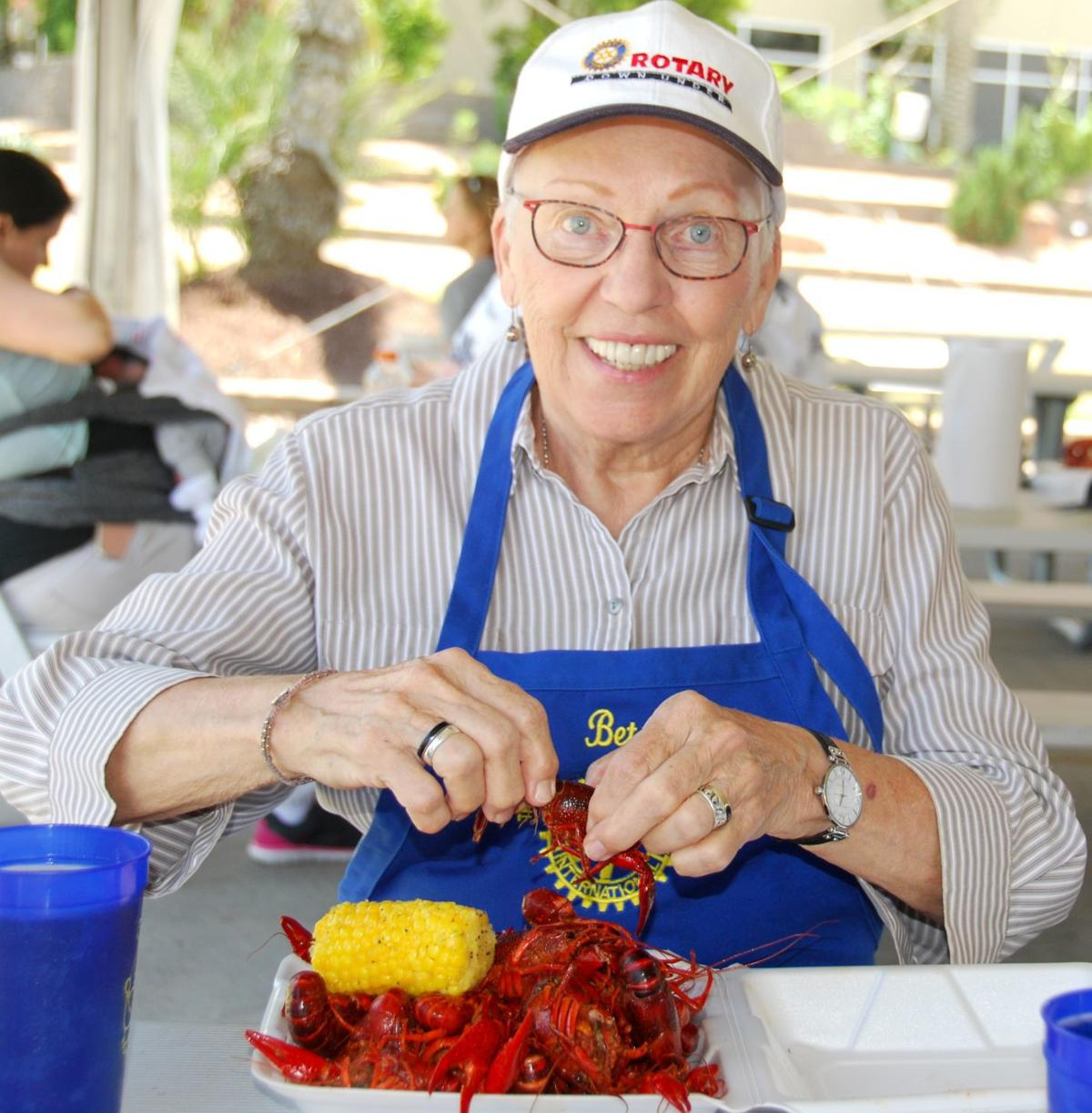 9th Annual Rotary Club of Galveston Crawfish Boil