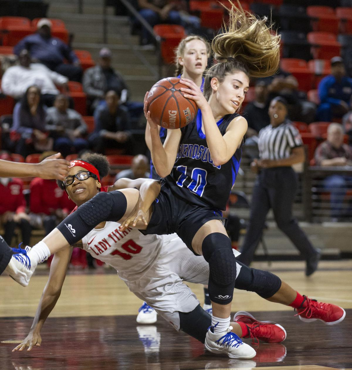 Friendswood vs. Port Arthur Memorial Girls Basketball