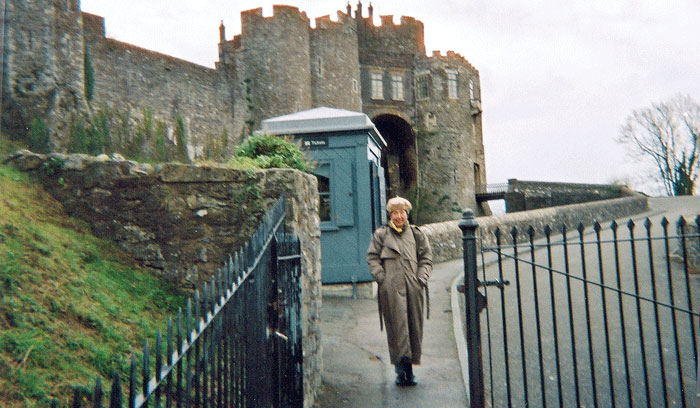 Dover Castle overlooks a historical miracle
