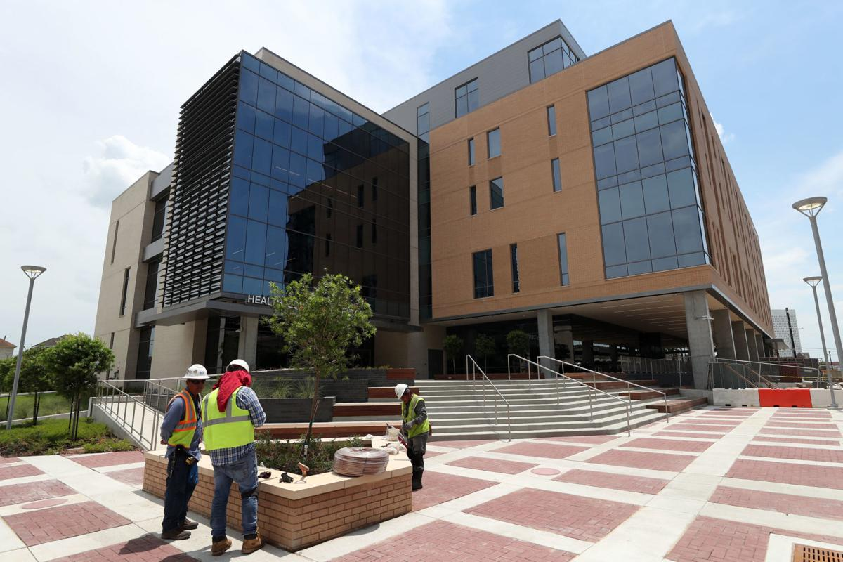 New UTMB education building