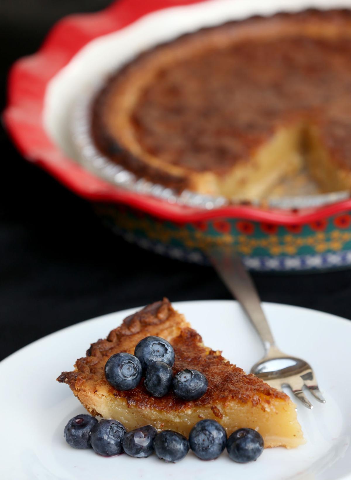 Desserts with vinegar