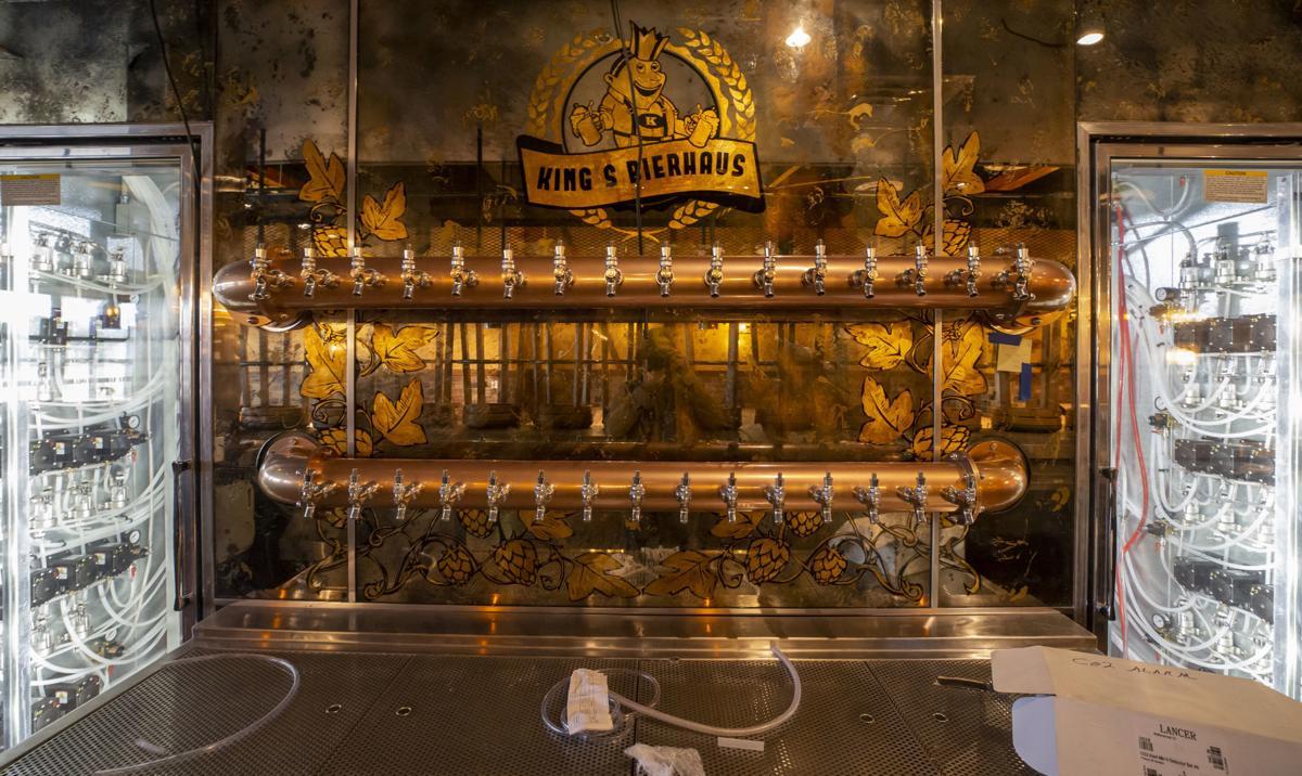 Biz Buzz-King's Bierhaus