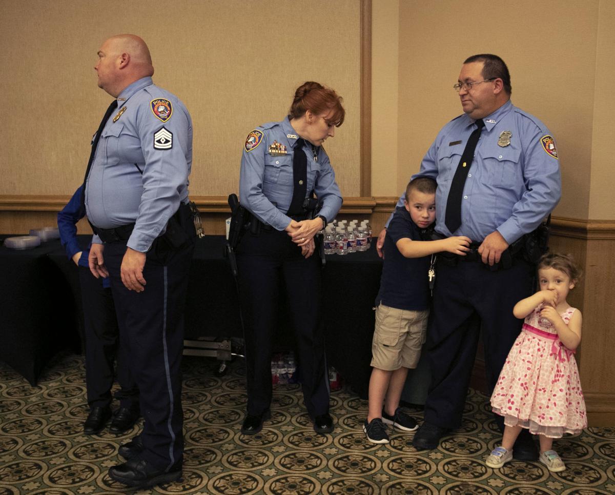 Galveston police awards